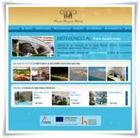 Web Hotel Palm Beach
