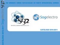 Catálogo Sogelectro SG2 año 2010