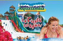 Aqualandia y Mundomar Benidorm