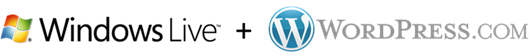 Microsoft Live and WordPress.com