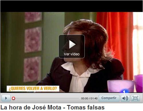 Carles Castillo y José Mota en Regreso al Futuro - Tomas falsas (20/03/2010)