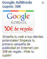 Google Adwords - Anuncio Facebook