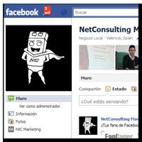Nuevas funcionalidades de las páginas de Facebook