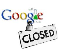 Google Labs cierra