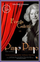 Cartel de Piano, Piano de Carles Castillo