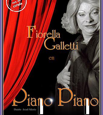 Carles Castillo presenta nuevo vídeo trailer de Piano, Piano