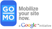 GoMo - Mobilize your site now - a Google initiative