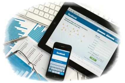 Facebook en iPad e iPhone