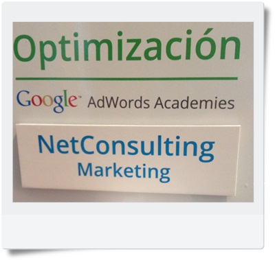 Optimización Google AdWords en Valencia (Google Academies) - optimización NetConsulting Marketing