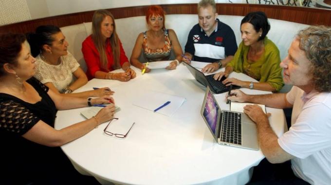 Roberto Luna y AECOP: Coaching ejecutivo para reinvertarse