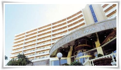 Palm Beach Hotel Benidorm
