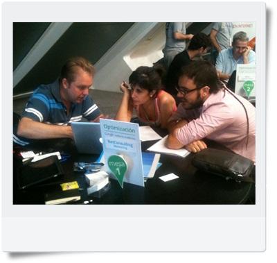 Jornadas de optimización de Google en Valencia (junio 2012)