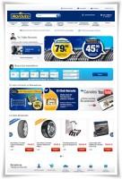 Neumáticos baratos, baterías, autoradios, portabicicletas: Norauto (WEB)