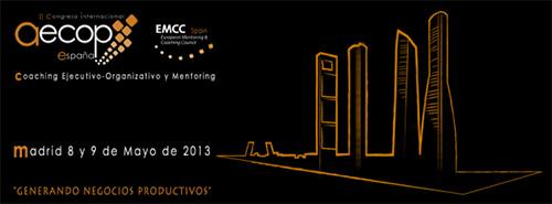 Congreso AECOP 2013