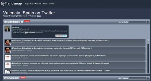 Trending Topic: @luisgalindo_lg