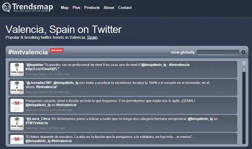 Trending Topic: #TMTValencia
