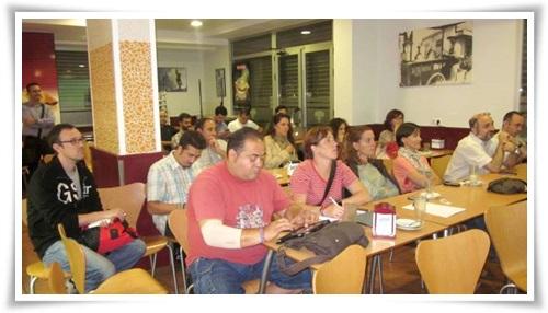 Tercer encuentro de socios AERCO en Valencia