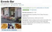Enredo Bar Alicante
