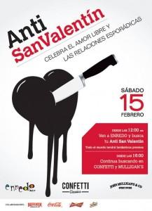 Anti SanValentín: Celebra el amor libre y las relaciones esporádicas