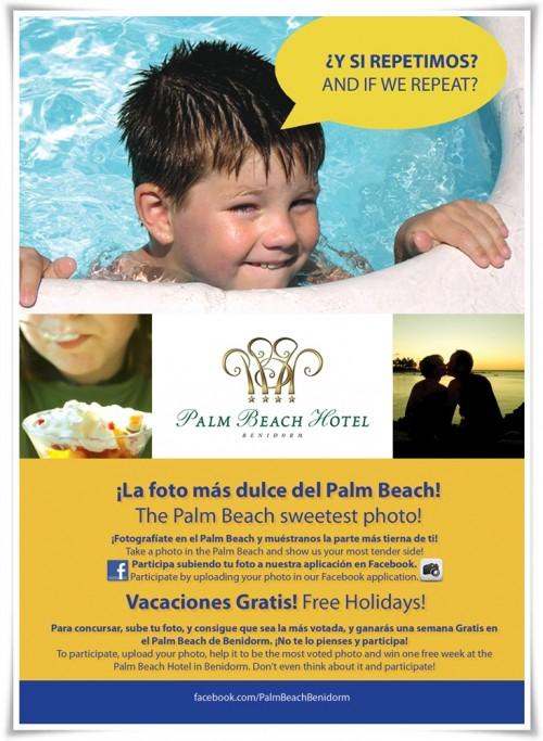 La foto más dulce del Palm Beach Hotel Benidorm
