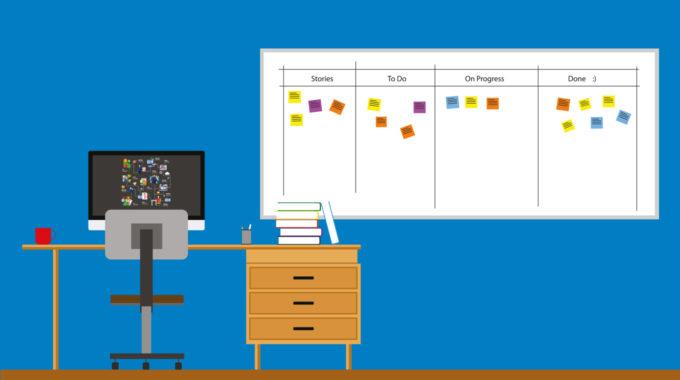 Metodología Agile y Scrum: la clave para coordinar a equipos remotos