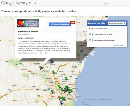 Apasionados del Marketing es Agencia oficial de Google