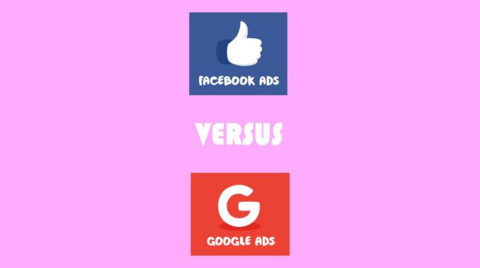 Adwords y Facebook Ads: ¿Debo invertir en los dos? ¿En cuál debería centrarme más?