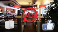 2.Facebook Wifi en Bares, Restaurantes y cafeterías