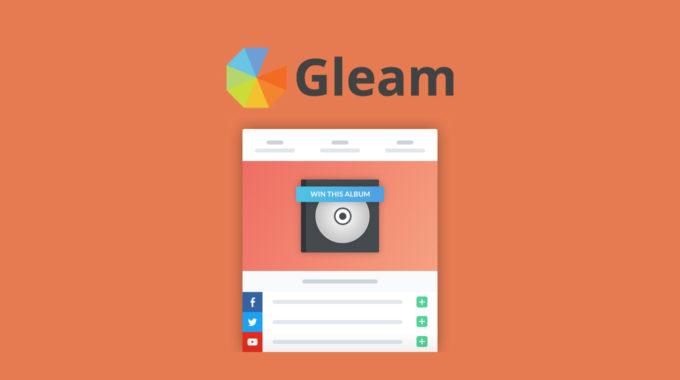 Sorteos con Gleam.io, una forma sencilla de fidelizar y captar seguidores