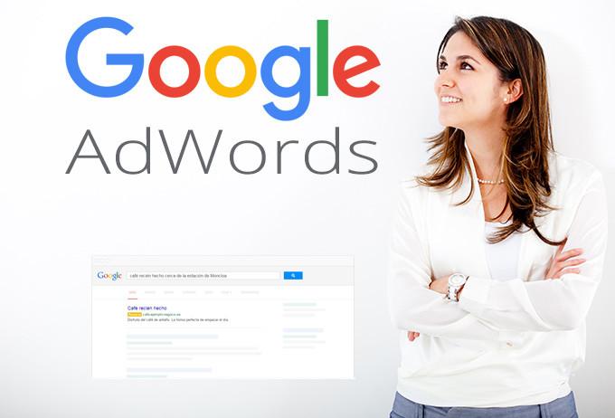 Cuentas de Google AdWords en Valencia