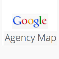 Google Agency Map
