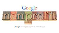 Google para organizaciones sin ánimo de lucro (ONGs)