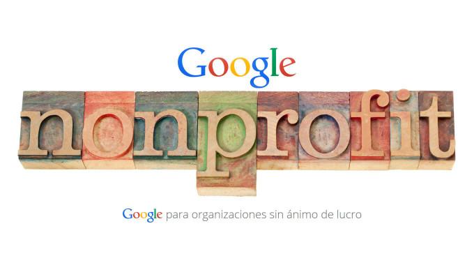 ¿Formas parte de una ONG en España? Os interesa Google for Nonprofits