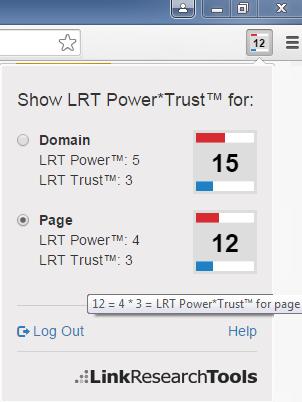 LRT Power*Trust (a nivel de dominio y página) - suscripción
