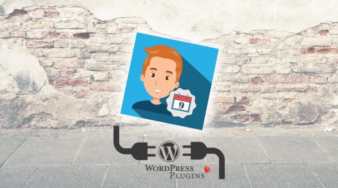 Mostrar fecha modificación en posts, páginas, etc | WordPress plugin