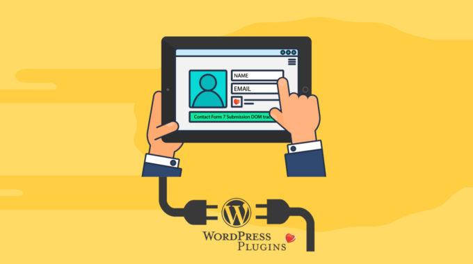 Seguimiento envío formularios Contact Form 7 | WordPress Plugin