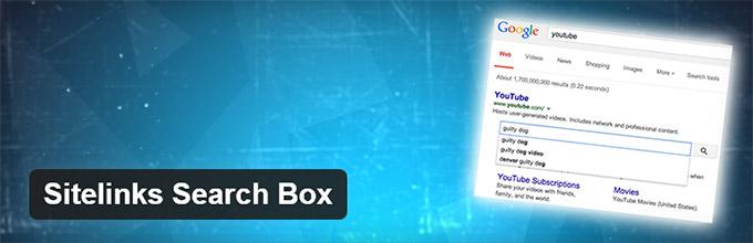 Añadir marcado para Google Sitelinks Search Box | WordPress Plugin